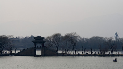 Bridge, Kunming Lake, Beijing