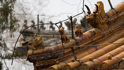 Temple of Timely Rains and Extensive Moisture, Summer Palace, Beijing