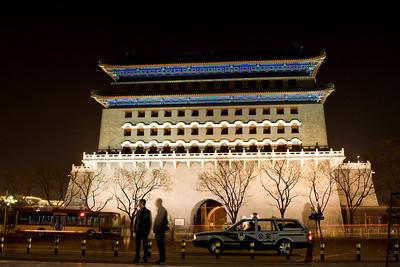 Zhengyang Gate, Tiananmen Square, Beijing