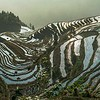 Jiabang rice terraces 2