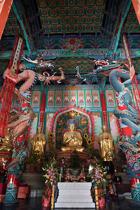 Prayer Hall, Yuantong Temple, Kunming