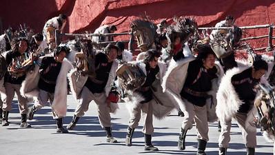 Saddle Dance II, Impressions, Lijiang