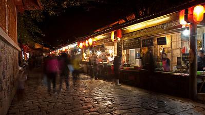 Night Market, Old Town Lijiang