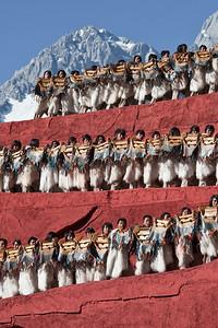 Saddle Dance, Impressions, Lijiang