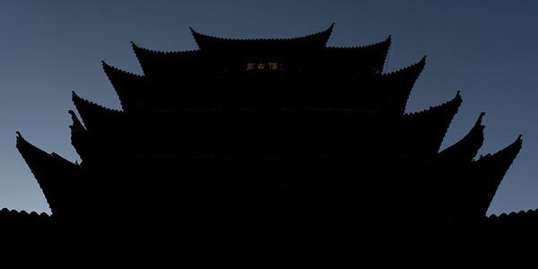 Wang Gu Pavilion, Lijiang Old Town, Yunnan
