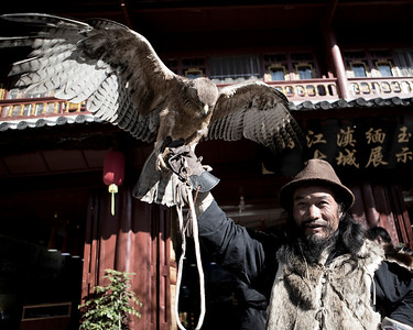 Hawker, Old Town, Lijiang