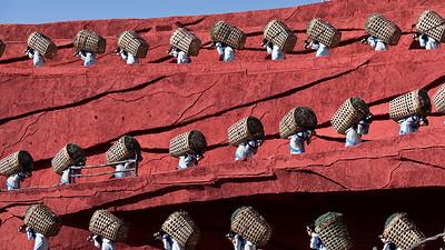 Basket Cases, Impressions, Lijiang