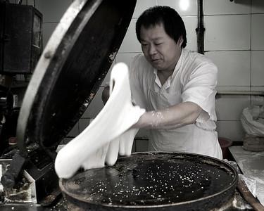 The Baker 1, Shanghai