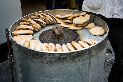 Bread on the Street, Shanghai