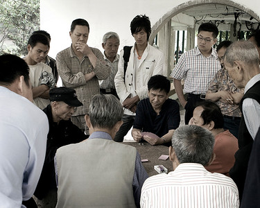 High Stakes, People's Park, Shanghai
