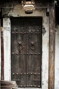 Monkey Door, Zhouzhang