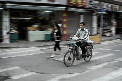 Commute, Shanghai