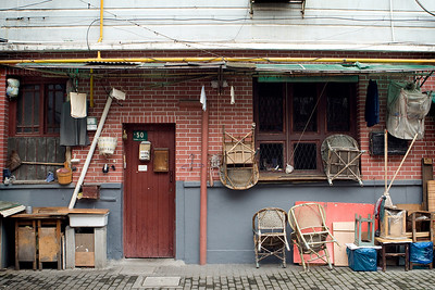 House of Chairs, Shanghai