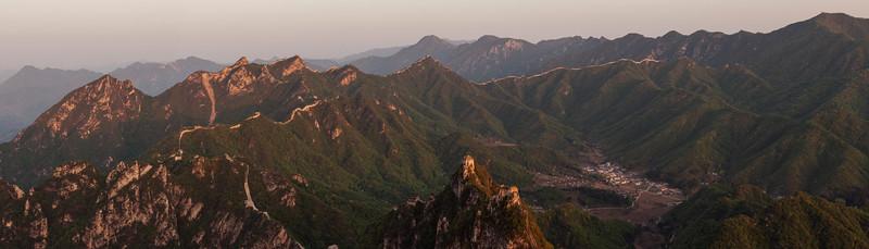 Jiangkou Ridge, Huairo County