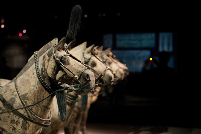 Emperor's Horses, Longtin County, Shaanxi