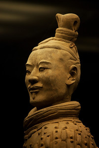 Terracotta Officer, Lintong County, Shaanxi