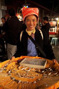 Jewelry Vendor, Beiyuanmen, Muslim Quarter, Xian