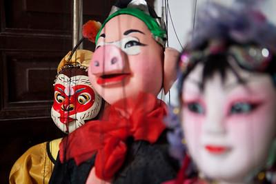 Journey to the West Puppets, Folk House, Beiyuanmen, Muslim Quarter, Xian