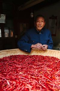 The Chilli Pepper Man, Xizhou