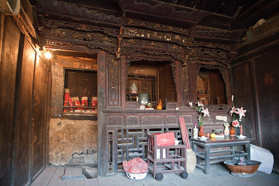 The Hidden Shrine, Xizhou