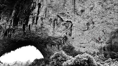 Climbing Moon Hill, Yangshuo
