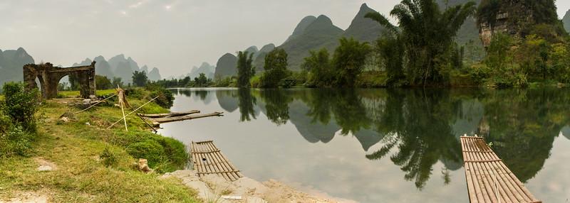 Yulong River, Guangxi Province
