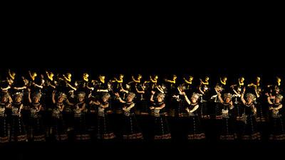Impressions San Jie Liu Light Show, Yangshuo