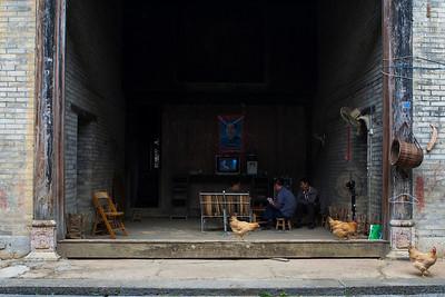 Jiuxian, Yulong Valley, Guangxi