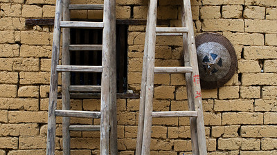 Ladders, Chaolong, Guangxi