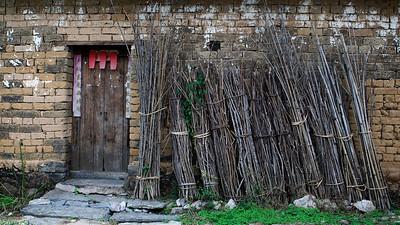 Firewood, Yulong Valley, Guangxi
