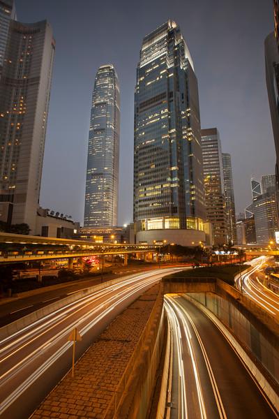 Admiralty and Central, Hong Kong