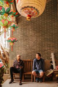 Pak Tai Porch Ponderings, Wanchai
