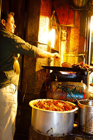 08IB456 Andhra Pradesh Chef Curry Hyderabad India Vendor