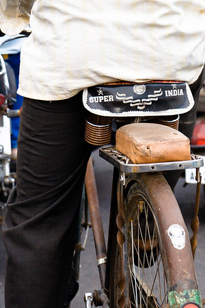 08IB441 Andhra Pradesh Hyderabad India Streets Transport