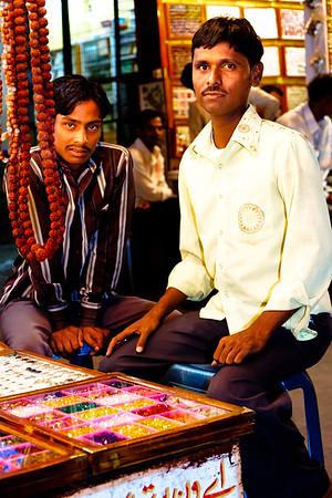 08IB447 Andhra Pradesh Hyderabad India Jewelry Market