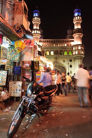 08IB445 Andhra Pradesh Hyderabad India Islam