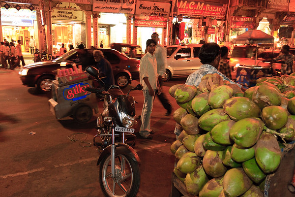 08IB450 Andhra Pradesh Drink Hyderabad India Market