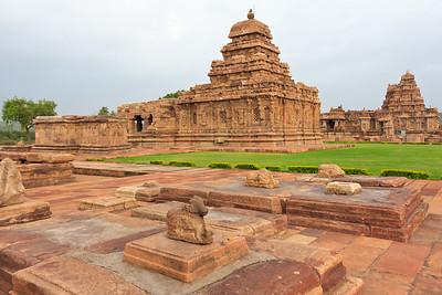08IB299 Hindu India Karnataka Pattadakal Temple