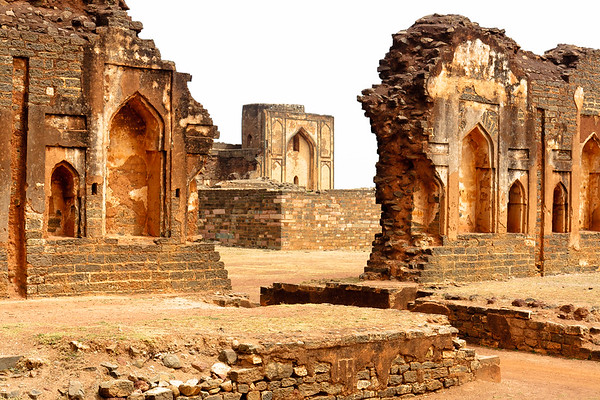 08IB468 Architecture Bidar Bidar Fort India Karnataka