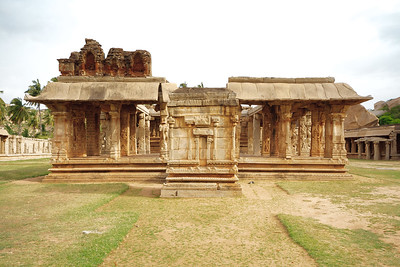 08IB329 Hampi Hindu India Karnataka Temple