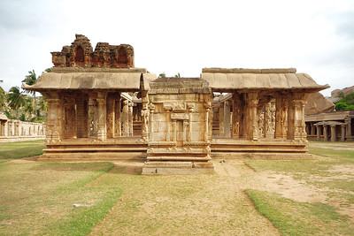 08IB329 Hampi Hindu India Karnataka Temple