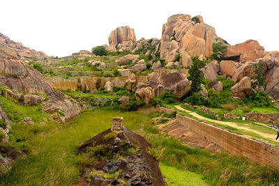 08IB360 Chitradurga Fort India Karnataka