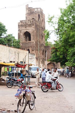 08IB175 Building Bijapur India Islam Karnataka Faith Tomb