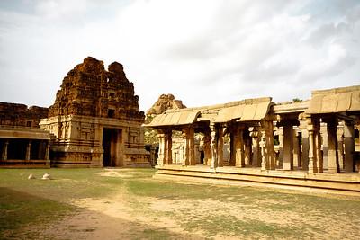 08IB331 Hampi Hindu India Karnataka Temple