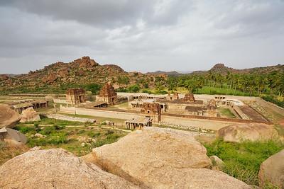 08IB323 Hampi Hindu India Karnataka Temple