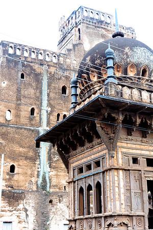 08IB176 Building Bijapur India Islam Karnataka Faith Tomb