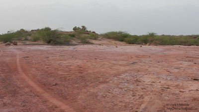 Dry river bed - Kutch, Gujrat, India