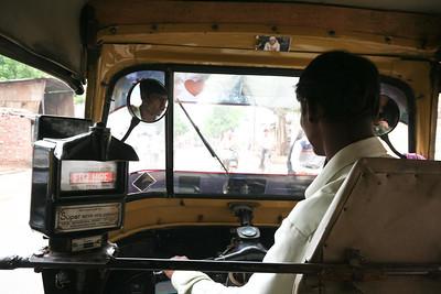 Click here to buy at Alamy. Keywords: Rickshaw Gwalior India Madhya Pradesh MyID: 06IP178
