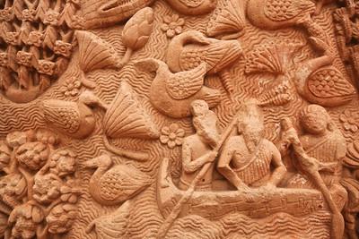 Click here to buy at Alamy. Keywords: Stupa Buddhism India Madhya Pradesh Sanchi Temple MyID: 06IP265