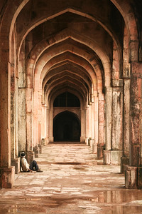 Click here to buy at Alamy. Keywords: India Islam Madhya Pradesh Mandu Mosques Faith MyID: 06IP289